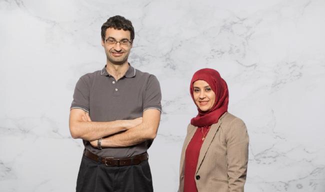 Dre Al-Hashedi et Dr Tamimi